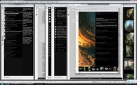 Software para escritura, Liquid Story Binder